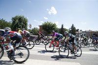 El ciclismo inunda Burgos