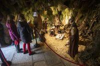 Visita a los belenes abulenses
