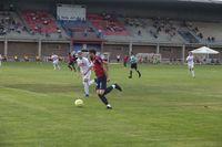 Primer partido de pretemporada del Real Ávila