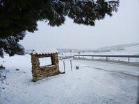 La nieve llega a la provincia
