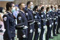 Nuevos agentes de Policía