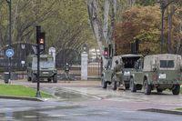 El Ejército toma las calles de Albacete