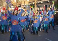 El carnaval se estrena en los barrios