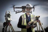 Topografía con drones