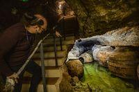 Cuevas del Museo Gregorio Prieto de Valdepeñas