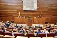 Debate de política general de la Junta de Castilla y León en las Cortes 02