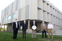 El Edificio LUCIA de la Universidad de Valladolid recibe certificado WHOSIE