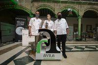 Concurso Nacional de Cocina Ávila Auténtica