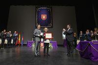 Medalla de Oro de la Ciudad a la AECC