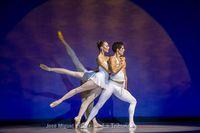 Brillante actuación de la Compañía Nacional de Danza en el Teatro Circo