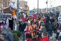 Carnaval en El Tiemblo