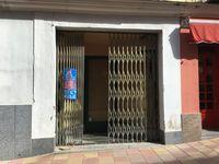 Comercios en alquiler o venta en la parte baja de José Zorrilla