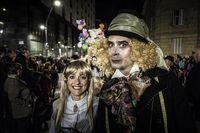 Sábado de carnaval