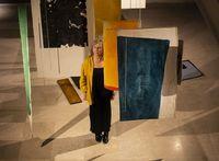 Exposición Patricia Azcárate en el Museo Esteban Vicente