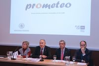 La UVA presenta los proyectos ganadores de las becas Prometeo