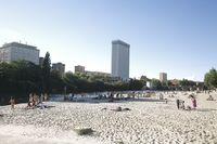 Valladolid cuenta con tres playas naturales