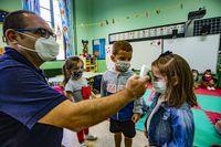 Curso Escolar y el Coronavirus