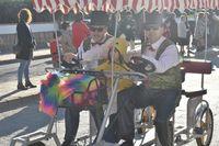 Los niños 'disfrazan' el domingo en La Roda
