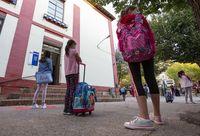 Educación propone la vuelta al cole el 9 de septiembre