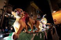 Grandes, pequeños y mascotas: nadie escapa al Carnaval de la Galleta