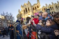 Los Reyes Magos llegan a Albacete