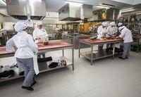 Clases de Cocina y Restauración en el centro de FP Felipe VI