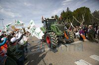 MANIFESTACIÓN DE LOS AGRICULTORES POR UNOS PRECIOS JUSTOS