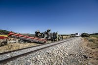 Accidente de tren Navalcaballo