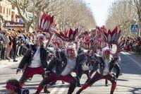 Carnaval en Arévalo