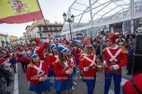El desfile infantil llenó las calles de Tarazona