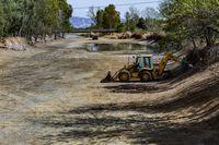 Limpieza del Río Bullaque en el Robledo