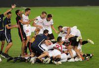 El Sevilla levanta su sexta Europa Le...