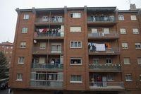 Balcones llenos de esperanza