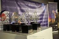 Gala de entrega de premios del Festival Internacional de Cine de Albacete