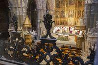 Eucaristía de la festividad de Santa Teresa