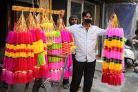 La India celebra un Diwali ensombreci...