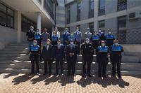 Cinco nuevo agentes de la Policía Local