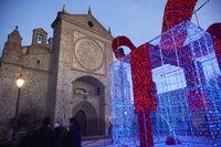 La Navidad suena y brilla en Talavera
