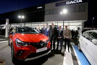 Nuevo concesionario de Renault en Arr...