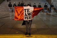 Perú se levanta contra el presidente ...