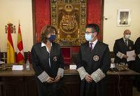 Toma de posesión del fiscal jefe de Ávila