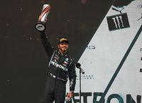 Hamilton consigue su séptima corona e...