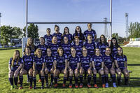 El VRAC Femenino disputa el Challenge 7s Copa de la Reina