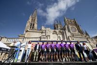 La Diputación desvela el recorrido de la Vuelta a Burgos