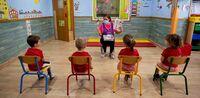 La pandemia pone en jaque la Educación Infantil