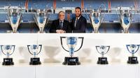 Ramos se despide del Madrid entre lágrimas