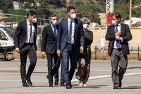 Sánchez llega a Ceuta y advierte de firmeza en la frontera