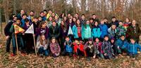 El 'espíritu scout' sigue vivo en Soria