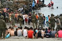 El Gobierno anuncia la devolución en caliente de 4.000 marroquíes