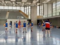 150 jugadores en el Campus José Antonio García